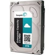 Seagate Enterprise Capacity 3.5 HDD 512e 6TB, SATA 6Gb/s