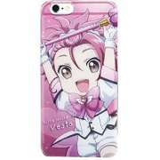 gourmandise Binan Koukou Chikyuboueibu LOVE! iPhone 6 Shell Zaou Ryu (Japan)