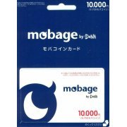 Mobage Prepaid Card (10000 Yen) (Japan)