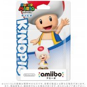 amiibo Super Mario Series Figure (Kinopio) (Japan)