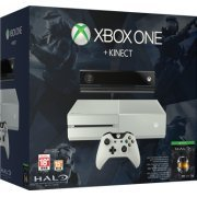 Xbox One Console System [Halo: The Master Chief Collection Bundle Set] (White) (Asia)