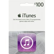 iTunes Card (GBP 100 / for UK accounts only)  digital (UK)