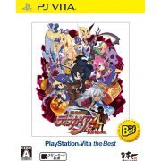 Makai Senki Disgaea 4 Return (Playstation Vita the Best) (Japan)