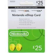 Nintendo eShop 25 GBP Card UK (UK)
