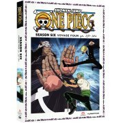 One Piece: Season 6 - Voyage 4 [Blu-ray+DVD] (US)