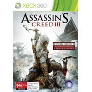 Assassin's Creed III (Special Edition) (Australia)