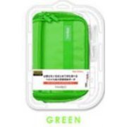 Box Pouch for New 3DS LL (Green) (Japan)