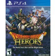 Dragon Quest Heroes: The World Tree's Woe and the Blight Below (US)