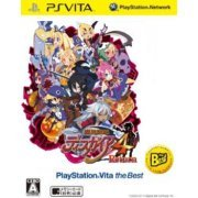 Makai Senki Disgaea 4 Return (Playstation Vita the Best) (Japanese) (Asia)