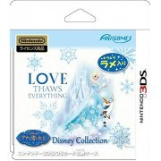 3DS Game Card Pocket 8 (Elsa & Olaf) (Japan)