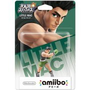 amiibo Super Smash Bros. Series Figure (Little Mac) (Re-run) (Japan)