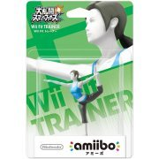 amiibo Super Smash Bros. Series Figure (Wii Fit Trainer) (Re-run) (Japan)