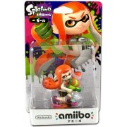 amiibo Splatoon Series Figure (Girl) (Japan)