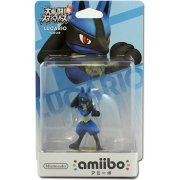 amiibo Super Smash Bros. Series Figure (Lucario) (Re-run) (Japan)