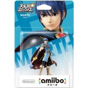 amiibo Super Smash Bros. Series Figure (Marth) (Re-run) (Japan)