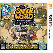 The Snack World Trejarers (Japan)