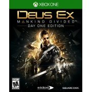 Deus Ex: Mankind Divided (US)