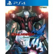 Devil May Cry 4 Special Edition (English & Japanese) (Asia)