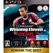 World Soccer Winning Eleven 2015 (Konami the Best) (Japan)