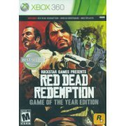 Red Dead Redemption: Game of the Year Edition (Platinum Hits) (US)