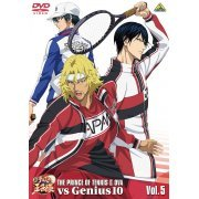 Prince Of Tennis Ova Vs Genius 10 Vol.5 [Limited Edition] (Japan)