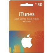 iTunes Card (SGD$ 50 / for Singapore accounts only) (Singapore)
