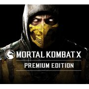 Mortal Kombat X Premium Edition (Steam) steam (Region Free)