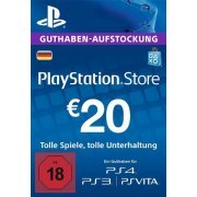 PlayStation Network Card (EUR 20 / for DE network only) (Germany)
