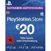 PlayStation Network 20 EUR PSN CARD DE (Germany)