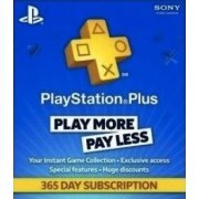 PlayStation Plus 365 Day Subscription [Poland] (Poland)