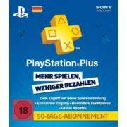 PlayStation Plus 90 Day Subscription [Germany] (Germany)
