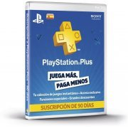 PlayStation Plus 90 Day Subscription [Spain] (Spain)