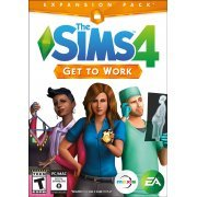 The Sims 4: Get to Work [DLC] (Origin) origindigital (Region Free)