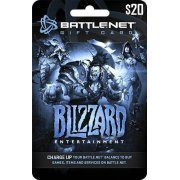 Battle.net Gift Card (USD 20) battle.net (US)