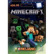 Minecraft Game Card (USD 26.95) (US)