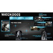 Watch Dogs Deluxe Edition Uplaydigital (Region Free)