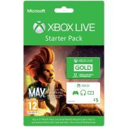 Xbox Live 12-Month Gold Starter Pack (Europe)