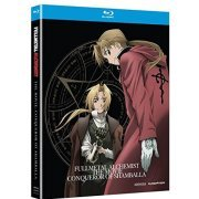 Fullmetal Alchemist the Movie: Conqueror of Shamballa (US)