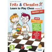 Fritz & Chesster: Learn to Play Chess Vol. 1 Version 3.0 (DVD-ROM) (Europe)