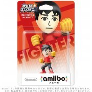 amiibo Super Smash Bros. Series Figure (Mii Brawler) (Japan)