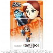 amiibo Super Smash Bros. Series Figure (Mii Gunner) (Japan)
