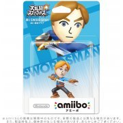 amiibo Super Smash Bros. Series Figure (Mii Swordfighter) (Japan)