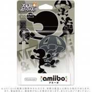amiibo Super Smash Bros. Series Figure (Mr. Game & Watch) (Japan)