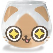 Monster Hunter Airou Yurayura Glass Alpha: Kira-n (Japan)