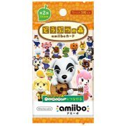 Doubutsu no Mori amiibo Card Vol.2 (Japan)