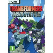 Transformers: Devastation (DVD-ROM) (Europe)
