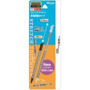 Stretch Touch Pen for New 3DS LL (White) (Japan)