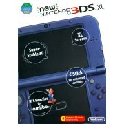 New Nintendo 3DS XL (Metallic Blue) (US)