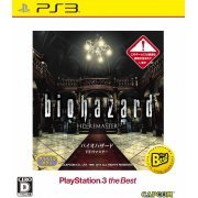 Biohazard HD Remaster (Playstation 3 the Best) (English & Japanese) (Japan)
