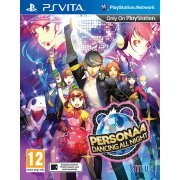 Persona 4: Dancing All Night (Europe)